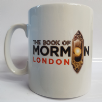 Book of Mormon: London Mug